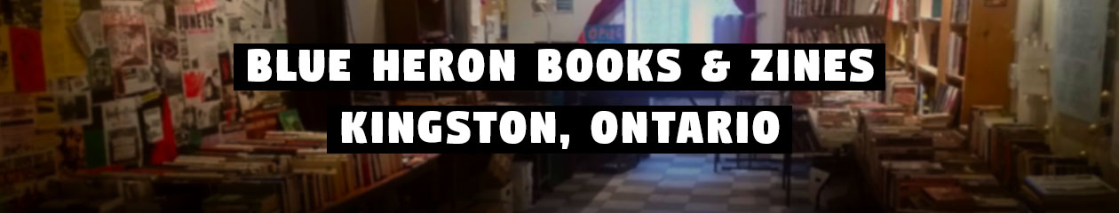 Blue Heron Books and Zines